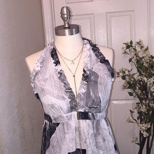 Banana Republic women's maxi dress size 2